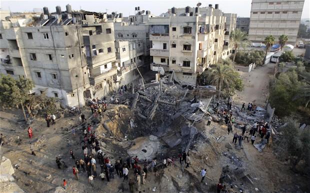 Hamás aceptó el alto el fuego humanitario de 24 horas solicitado por la ONU.