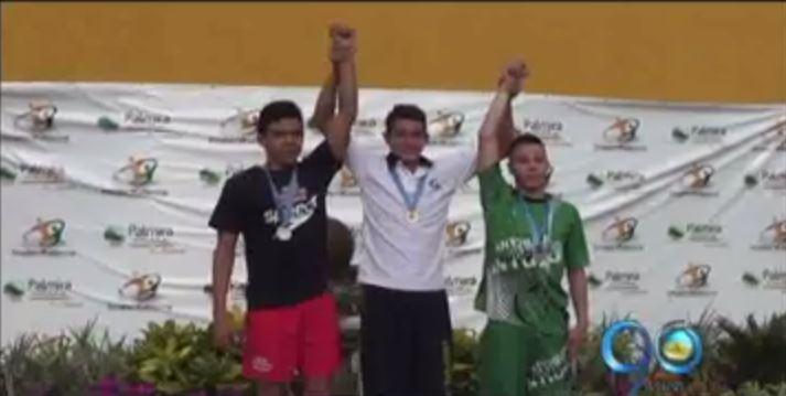 El Valle fue subcampeón en el Interligas de Natación en Palmira