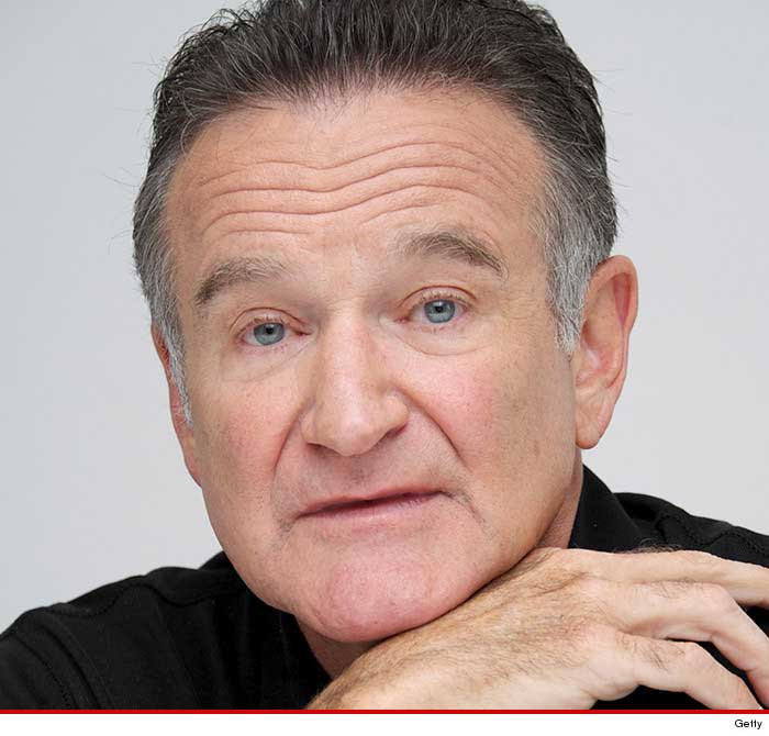 El actor y comediante Robin Williams se ahorcó con un cinturón