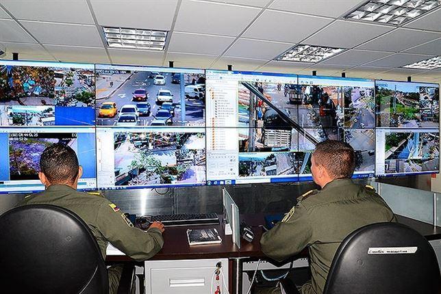 Cali tendrá doscientas nuevas cámaras de vigilancia