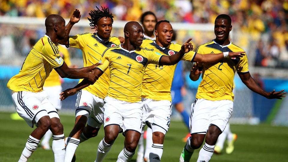 Colombia se mantiene de cuarta en el ranking oficial de la FIFA