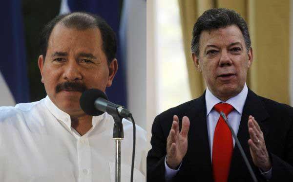 Santos pide a la CIJ que se declare impedida ante petición de Nicaragua