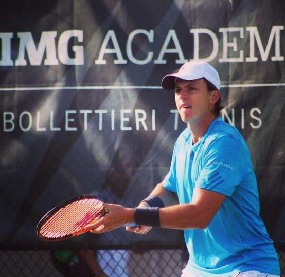 Alejandro González es superado por Monfils en el US Open
