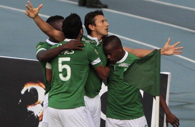 Deportivo Cali empató en la Copa Suramericana y ganó en el Copa Colombia