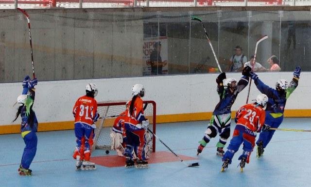 Con éxito finalizó la Copa Valle de Hockey en Línea disputada en Cali