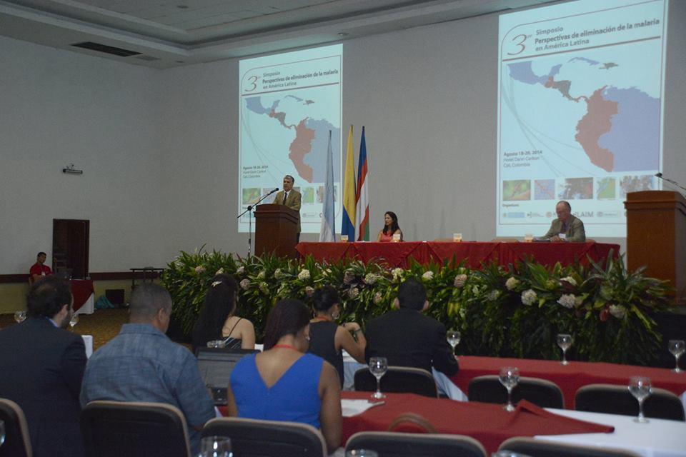 Investigadores se reunen en Cali para discutir eliminación de malaria