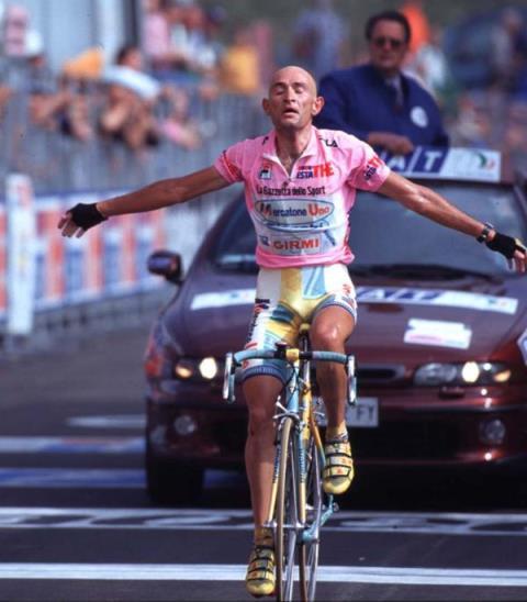 El misterio de la muerte del ciclista italiano Marco Pantani