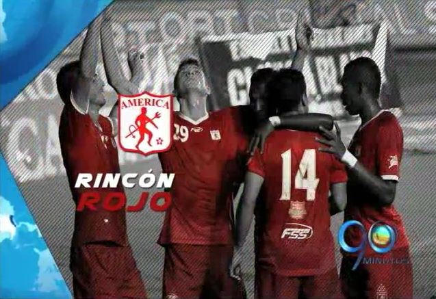 Rincón Rojo: América de Cali visitará al Atlético Bucaramanga