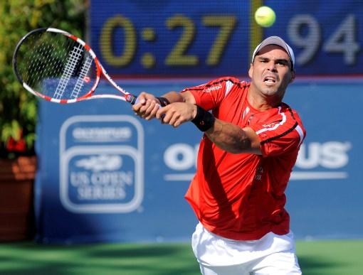 Alejandro Falla fue derrotado en primera ronda del US Open