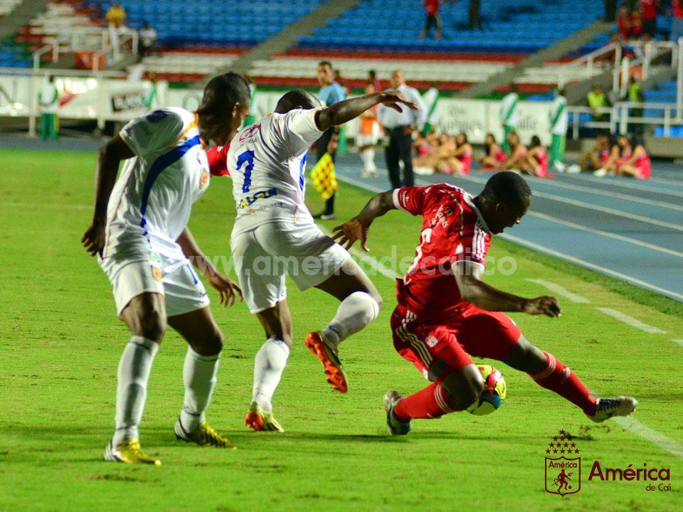 América ganó demanda ante U. Popayán y consiguió tres puntos