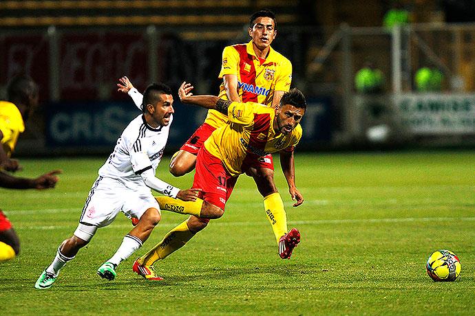 Con un doblete de Pérez, América de Cali venció 2 – 1 a Bogota FC