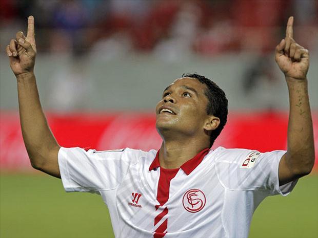 Carlos Bacca, nominado a mejor jugador americano en la Liga de España