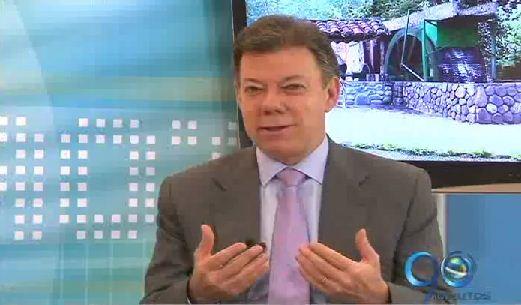 Conozca el balance del Gobierno Santos