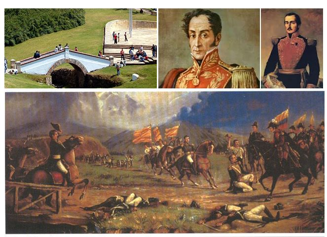 La Batalla de Boyacá, un episodio de libertad