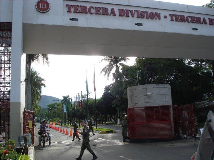 Detonan paquete con explosivos cerca al Batallón Pichincha