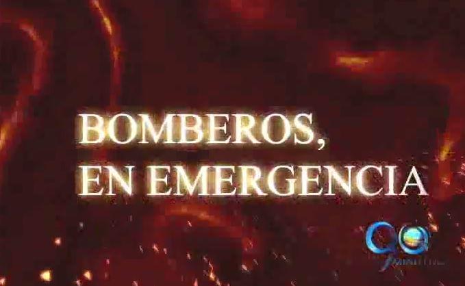 Informe Especial: Bomberos en Emergencia (6a. parte)