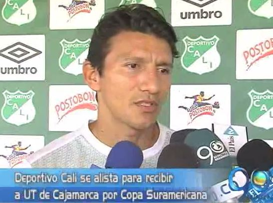 Deportivo Cali espera a la UT de Cajamarca por Copa Suramericana