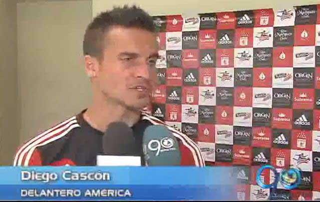 El español Diego Cascón debutaría con América ante Pasto