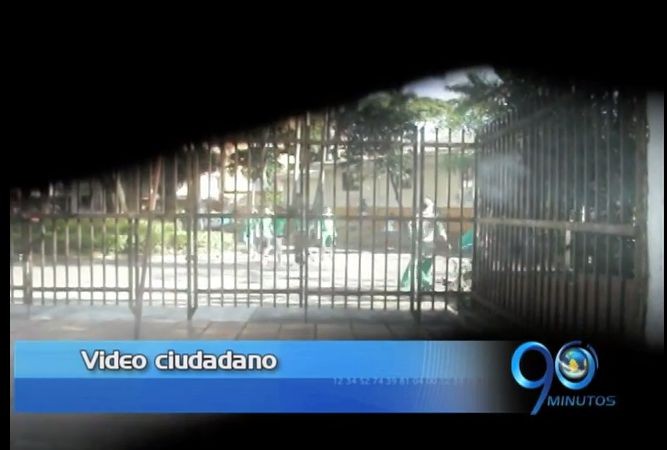 Exclusiva: video de enfrentamiento entre presuntos hinchas del Cali y América