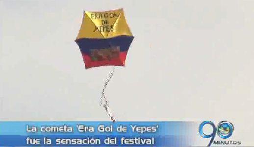 En el barrio Mariano Ramos se realizó festival de cometas