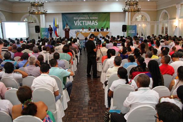 Víctimas de las Farc elegirían representación en La Habana