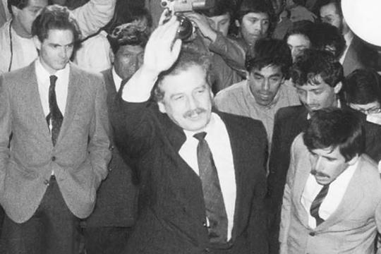 A indagatoria Vargas Lleras y miembros del Cartel de Cali por caso de Galán