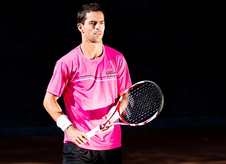 Giraldo fue superado en primera ronda del Masters 1.000 de Cincinnati