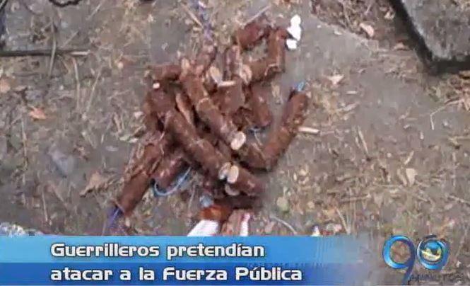 Autoridades frustran atentado en vía Panamericana