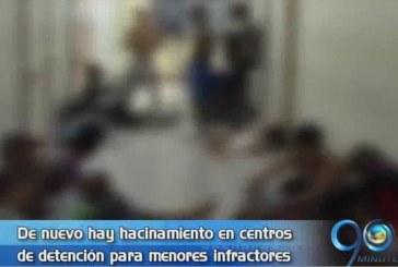 Menores infractores permanecen hacinados en centro de paso del centro de Cali