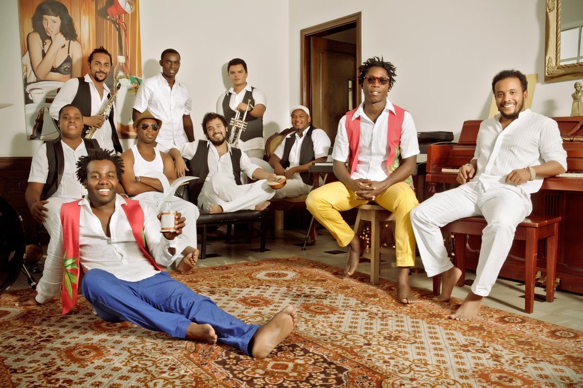 Herencia de Timbiquí será telonero en la gira de Carlos Vives