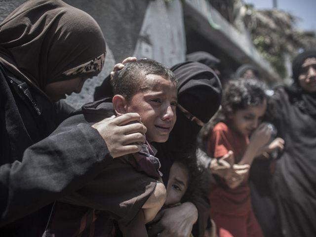 Israel retoma ofensiva contra Gaza tras 7 horas de cese al fuego