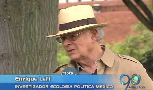 Ambientalista mexicano dictó charla sobre productividad ecológica sustentable