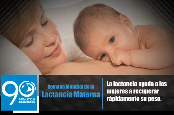 Once datos que usted debe saber sobre la lactancia materna