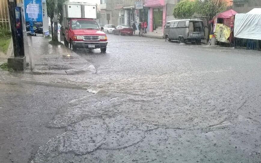Fuertes lluvias causan problemas a habitantes de Buenaventura