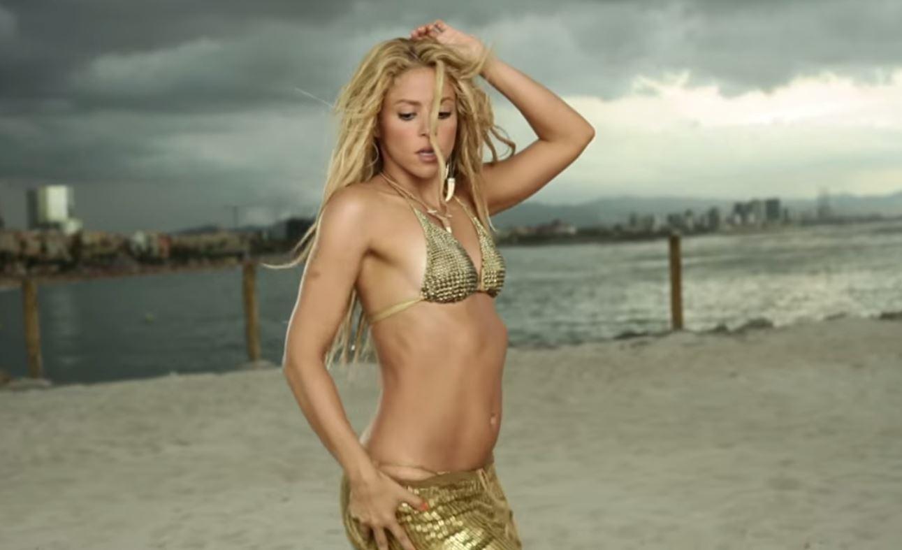 'Loca', la canción de Shakira, es de un dominicano