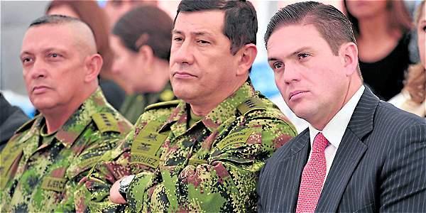 Cuatro altos oficiales viajarán a La Habana, Cuba