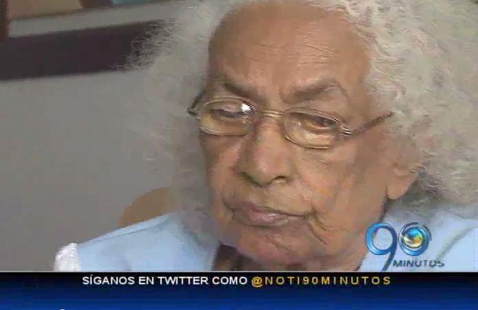 Mujer caucana cumplió 104 años de vida