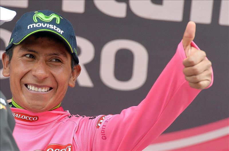 Siete colombianos participaran en el lote de la Vuelta a España