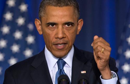 Obama recordó a James Foley y aseguró que no retrocederán en Iraq