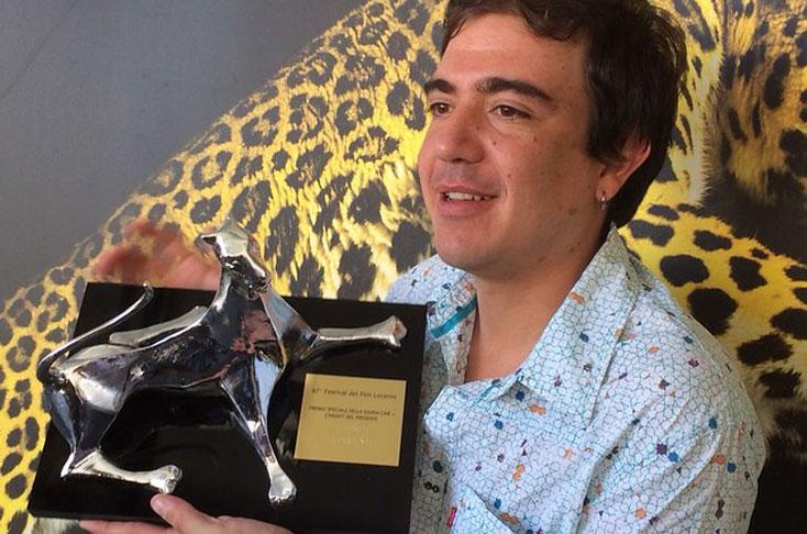 El director caleño Óscar Ruíz Navia, ganó premio en festival internacional de cine