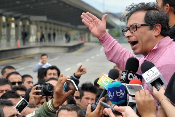 Petro considerado como el sexto mejor alcalde del mundo