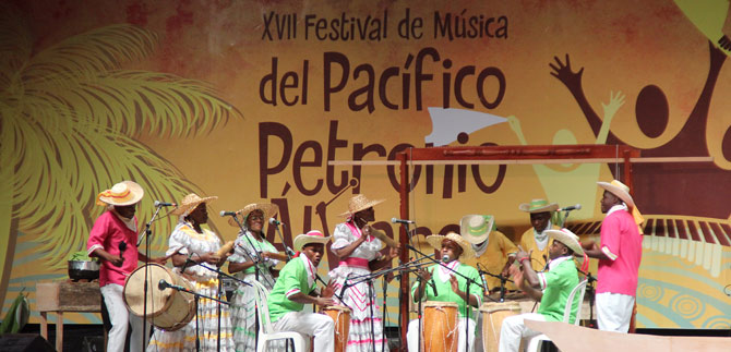 Conozca la historia del Festival Petronio Álvarez