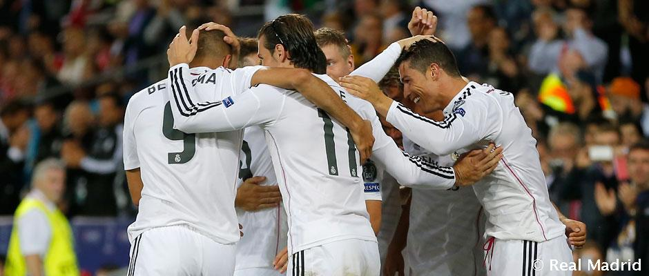 James convocado para el partido frente al Atlético de Madrid