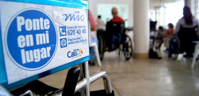 Tres estaciones del Mío ya cuentan con sillas de ruedas