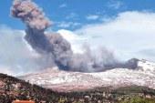 229 temblores se registraron en el volcán Copahue, en Chile