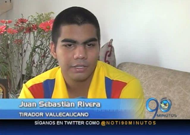 Caleño representará a Colombia en los Juegos Olímpicos de la Juventud