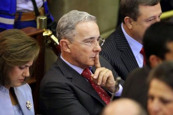 Uribistas denunciarán supuesto fraude electoral de Santos