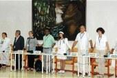 Gobierno y las Farc resaltan la importancia de las víctimas en La Habana