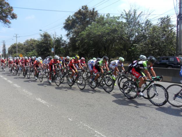 Equipo del Chocó hace parte, por primera vez, de la Vuelta a Colombia