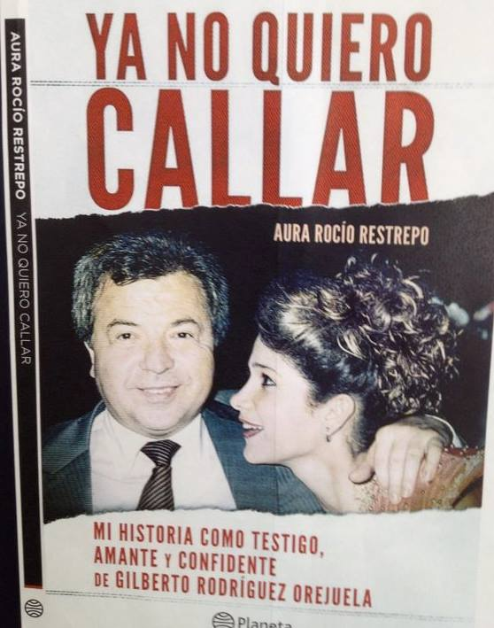 Expareja de Rodríguez Orejuela lanzó libro con secretos del cartel